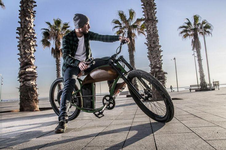 La historia de una bicicleta eléctrica con presencia en 23 países