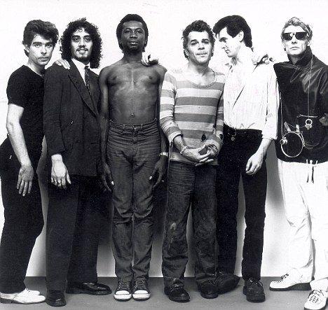 Ian Dury & The Blockheads.