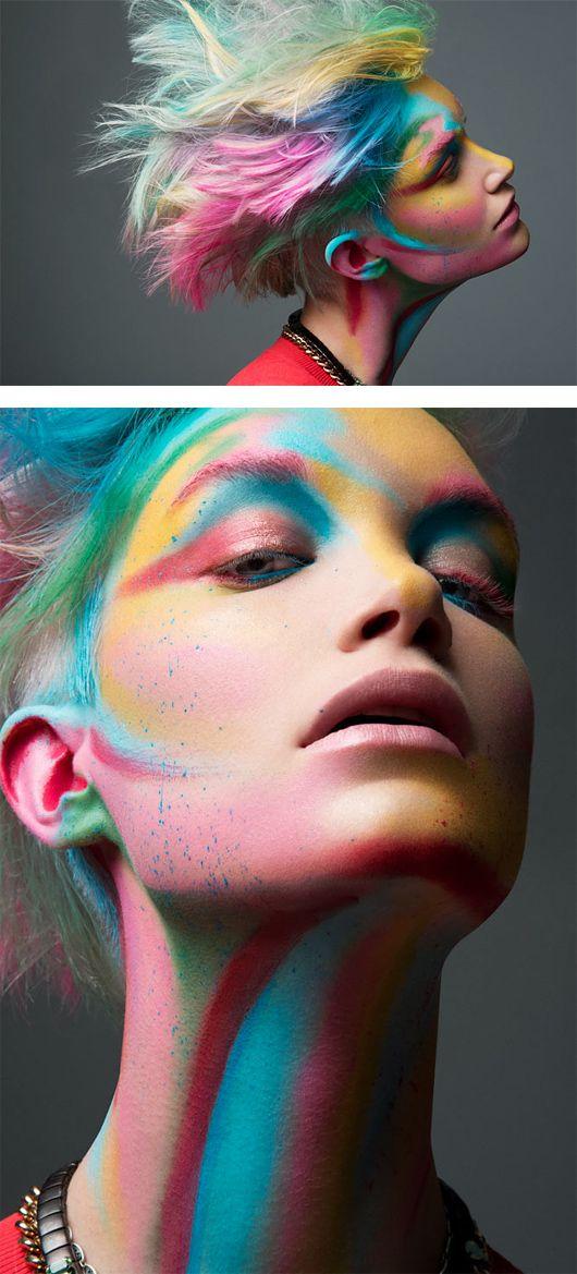 Beauty Photography by Jeff Tse | Inspiration Grid | Design Inspiration