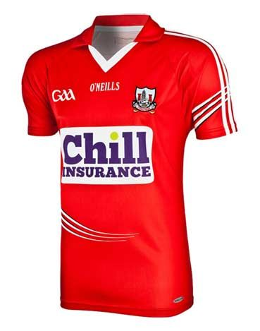 Adult Cork Home GAA Jersey