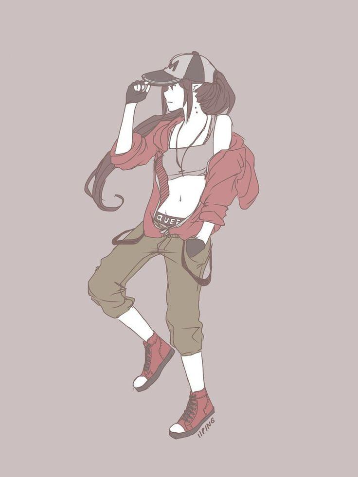 Marceline by iiping
