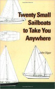 twenty small sailboats