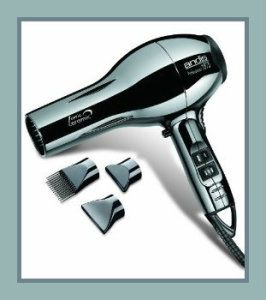 Ceramic Hair Dryer Andis Professional 1875 Watt Ionic Ceramic Hair Dryer – Black Chrome  875 watts with quiet, long life AC motor and heavy-duty 10 ft. Power cord with an ALCI shock protection plug. http://theceramicchefknives.com/ceramic-hair-dryer/ Ceramic Hair Dryer Andis Professional 1875 Watt Ionic Ceramic Hair Dryer