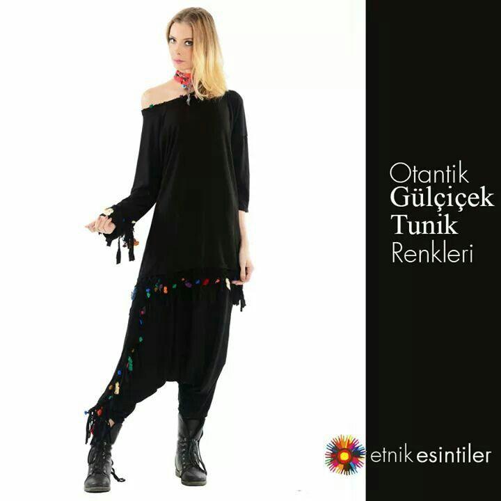 Otantik Gülçiçek Tunik #otantik #etnik #Tunik #bayan #giyim Ürünümüze aşağıdaki linkten ulaşabilirsiniz. >http://goo.gl/enoClF