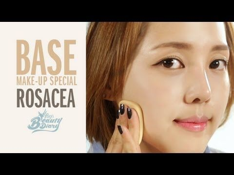 Pony's beauty diary - Base makeup special_Rosacea 베이스특집 홍조피부 (with Eng subs)