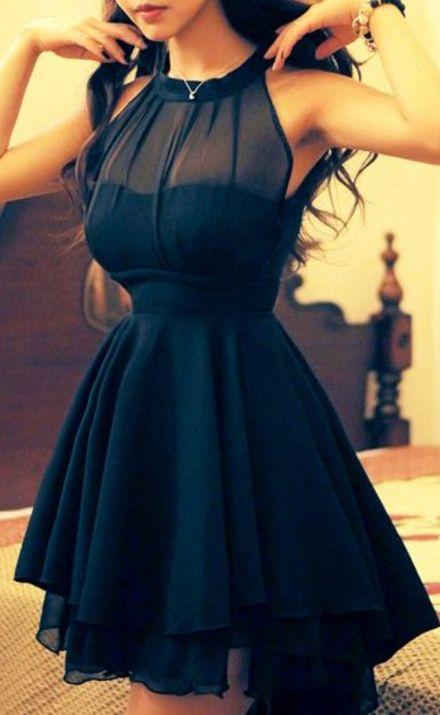 The perfect LBD  - #fashion #beautiful #pretty http://mutefashion.com/