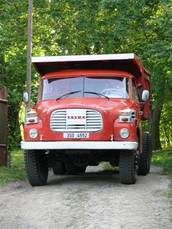 Tatra 148   Staré náklaďáky