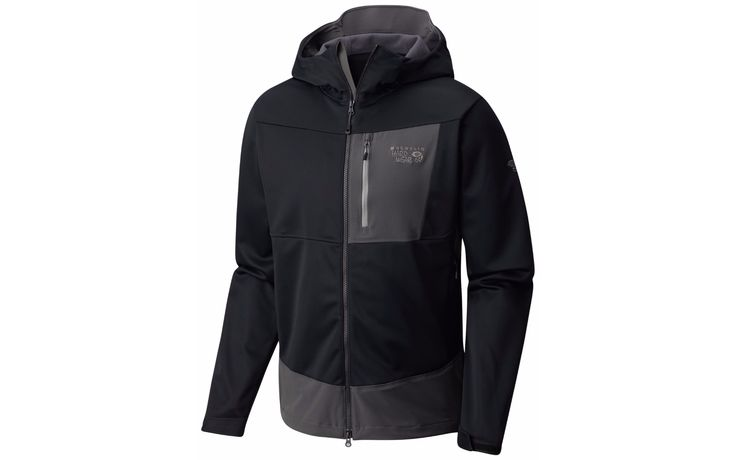 Mountain Hardwear - Men's Dragon Hooded Jacket
