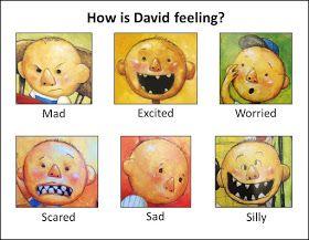 David Shannon preschool activities