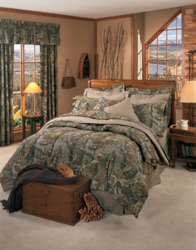 1000 ideas about camo bedding on pinterest camo stuff for Camouflage bedroom ideas