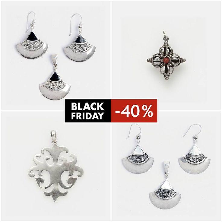 🎈🎈🎈Astăzi ai 40% REDUCERE la bijuteriile tale preferate!! 😍😍😍 #metaphora #blackfriday #silverjewelry