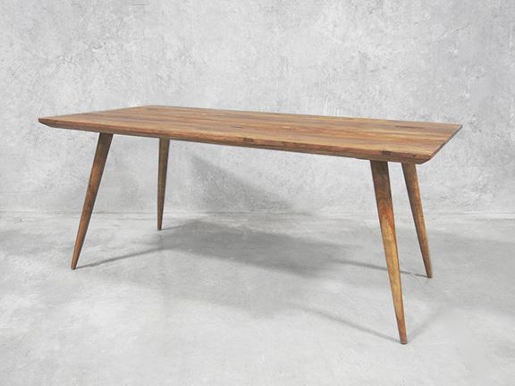 Larsson - Large Scandinavian Dining Table | Holy Funk
