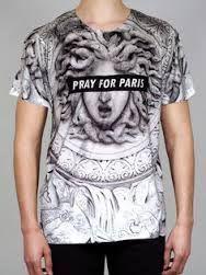 #pray #for #paris #shirt
