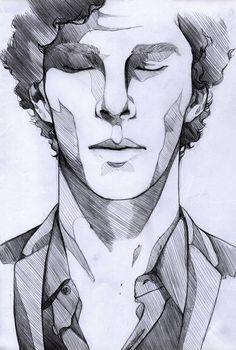 Sieht der nicht aus wie Benedict Cumberbatch!!!!  ♡