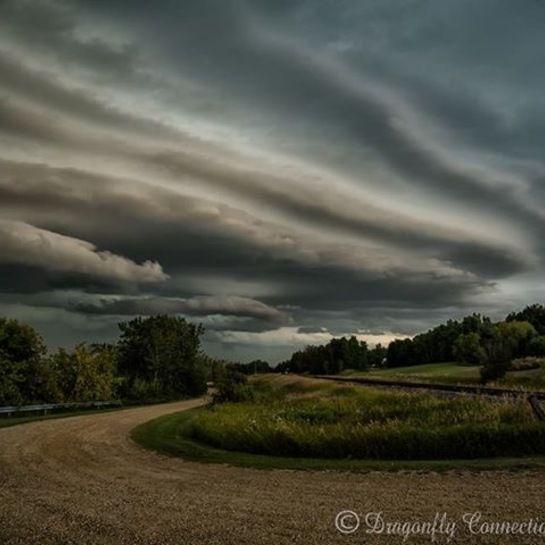 Storm over Little Beaver Lake
