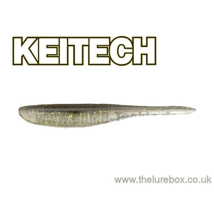 """Keitech Shad Impact 4"""" Sexy Shad"""