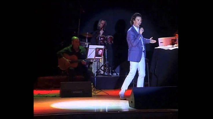 Popurrí Juan Gabriel - Jas Devael en concierto