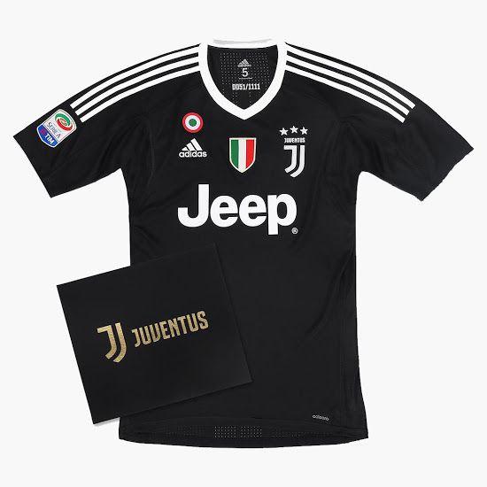 more photos 7c4ae 66e31 Special Limited Edition Juventus Buffon 1 'Black Edition ...