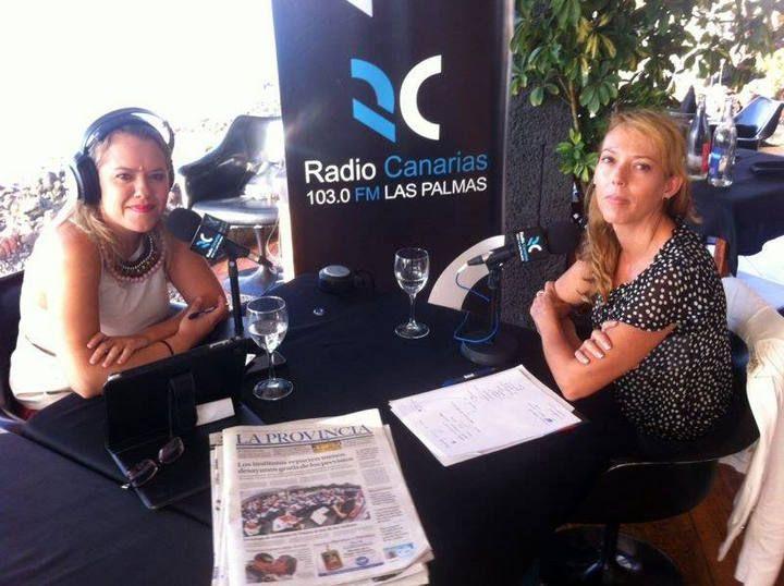 Cobertura de Radio Canarias en Lanzarote
