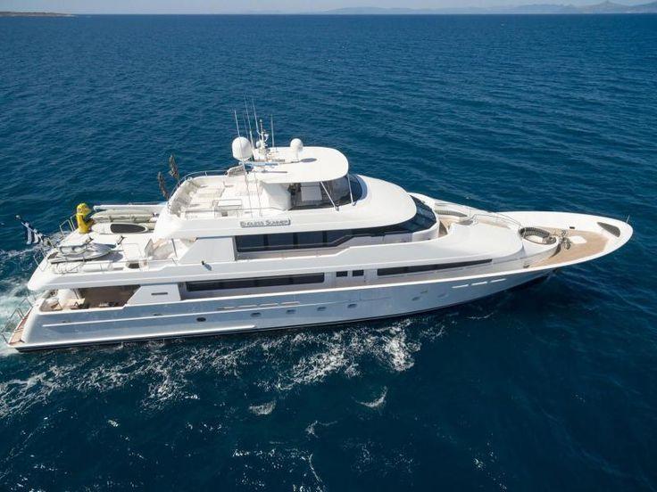 Westport Power Tri Deck MY Endless Summer Motor Yacht For Sale