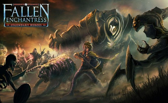 New Fallen Enchantress: Legendary Heroes Trailer Revealed