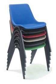 Polypropylene chair, Robin Day