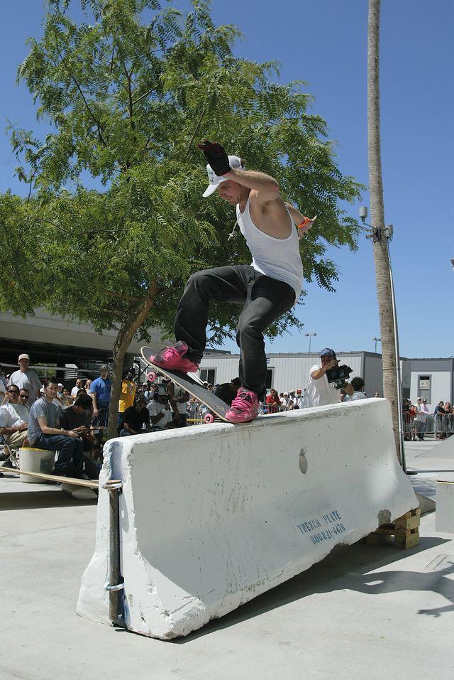 Chad Muska ~ Tail Grind