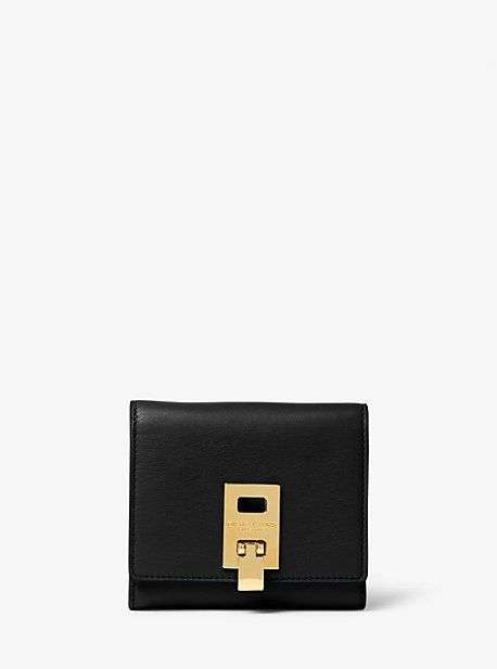 Miranda French Calf Leather Wallet