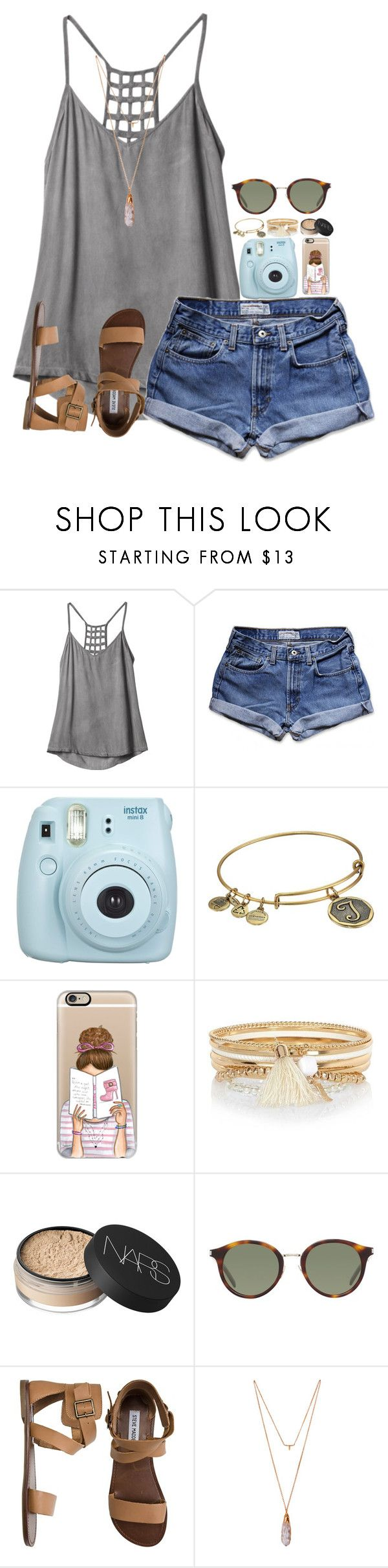 """I made a lot of drafts so I'll be posting those because I m really busy with school lately"" by leawhite ❤ liked on Polyvore featuring RVCA, Abercrombie & Fitch, Fujifilm, Alex and Ani, Casetify, River Island, NARS Cosmetics, Yves Saint Laurent, Steve Madden and Tiffany & Co."