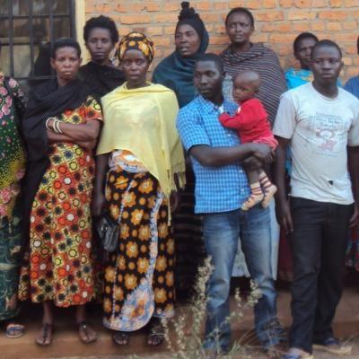 Quest Coffee Roasters supports Twizerane Cb Group from Rwanda through Kiva.