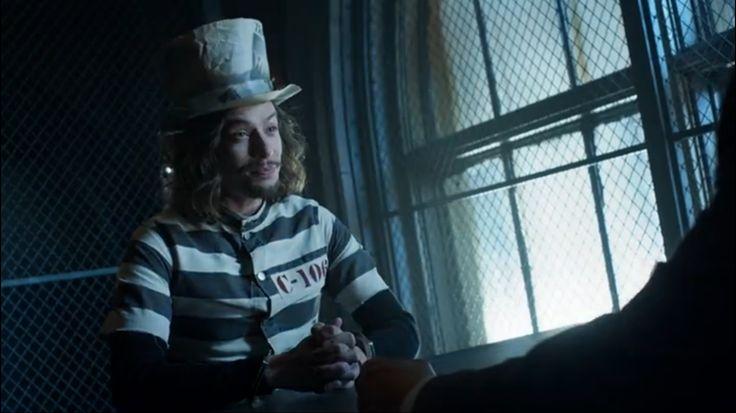 шляпник готэм джарвис тэтч