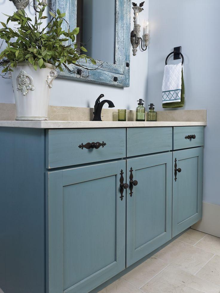 Chiswick Maple Adriatic Wellborn Forest Kitchen Cabinets