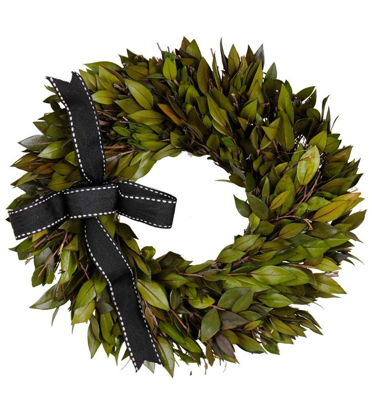 A simple yet beautiful wall accent  our Paris Preserved Myrtle Indoor Wreath  is full of  88 best Indoor   Outdoor Wreaths images on Pinterest   Indoor  . Outdoor Wreath With Led Lights. Home Design Ideas