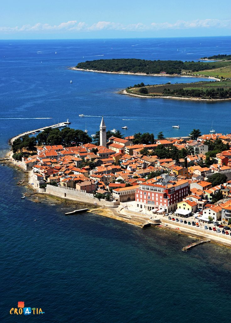 Novigrad, Istria, Croatia #novigrad #istria #croatia