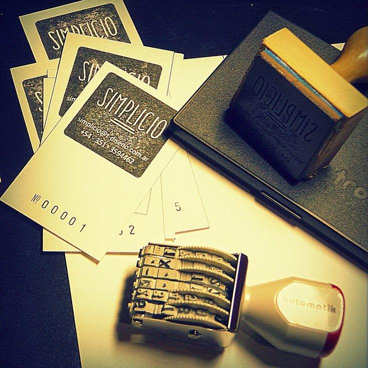 Proceso de impresión de tarjetas