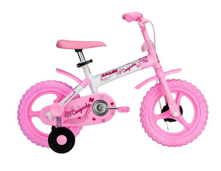 Bicicleta Cecizinha Caloi R$ 199.  Decathlon Morumbi – Tel.: 2167-0800