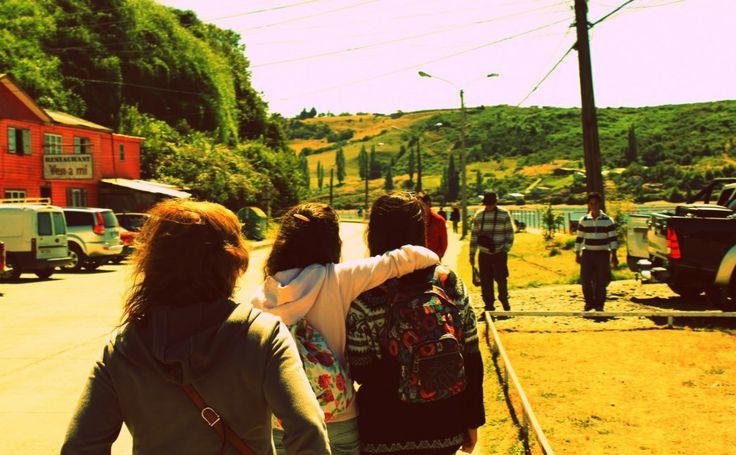 Sur de Chile, 2012