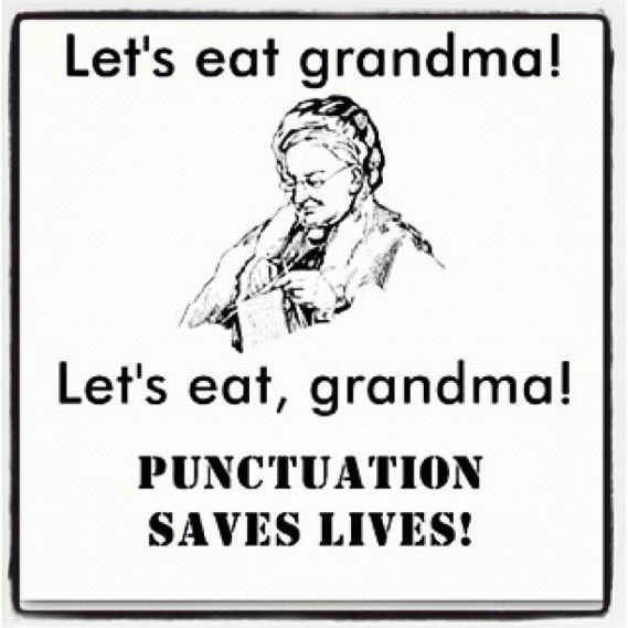 September 24th: Today is National Punctuation Day! What is your punctuation pet peeve? #punctuation #genealogy