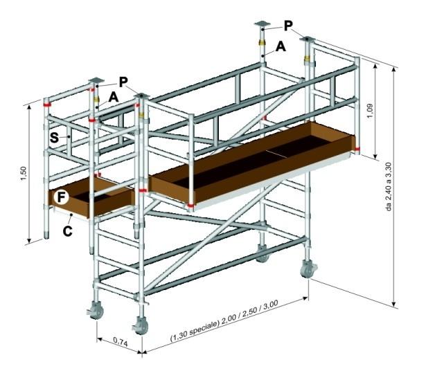Trabattello balcone   solo su www.trabattelli.altervista.org € 2590,00