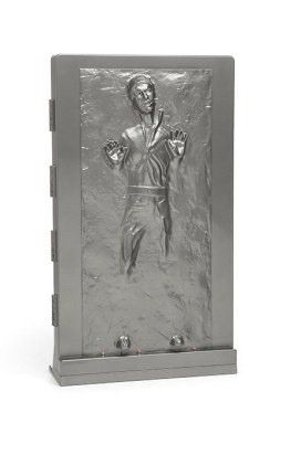 Star Wars Han Solo In Carbonite 3D Wall Statue: Show Off Your Star Wars Fandom With This Amazing Star Wars Han Solo In Carbonite 3D Wall Statue