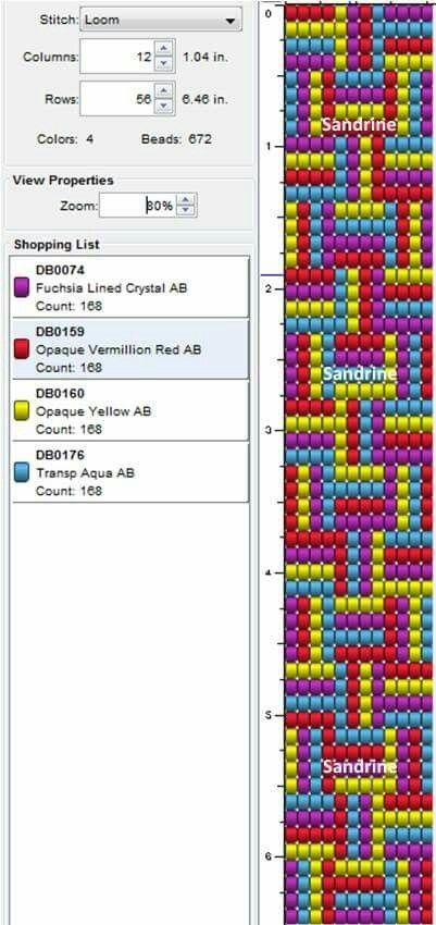 Carrés multicolores                                                                                                                                                      Más