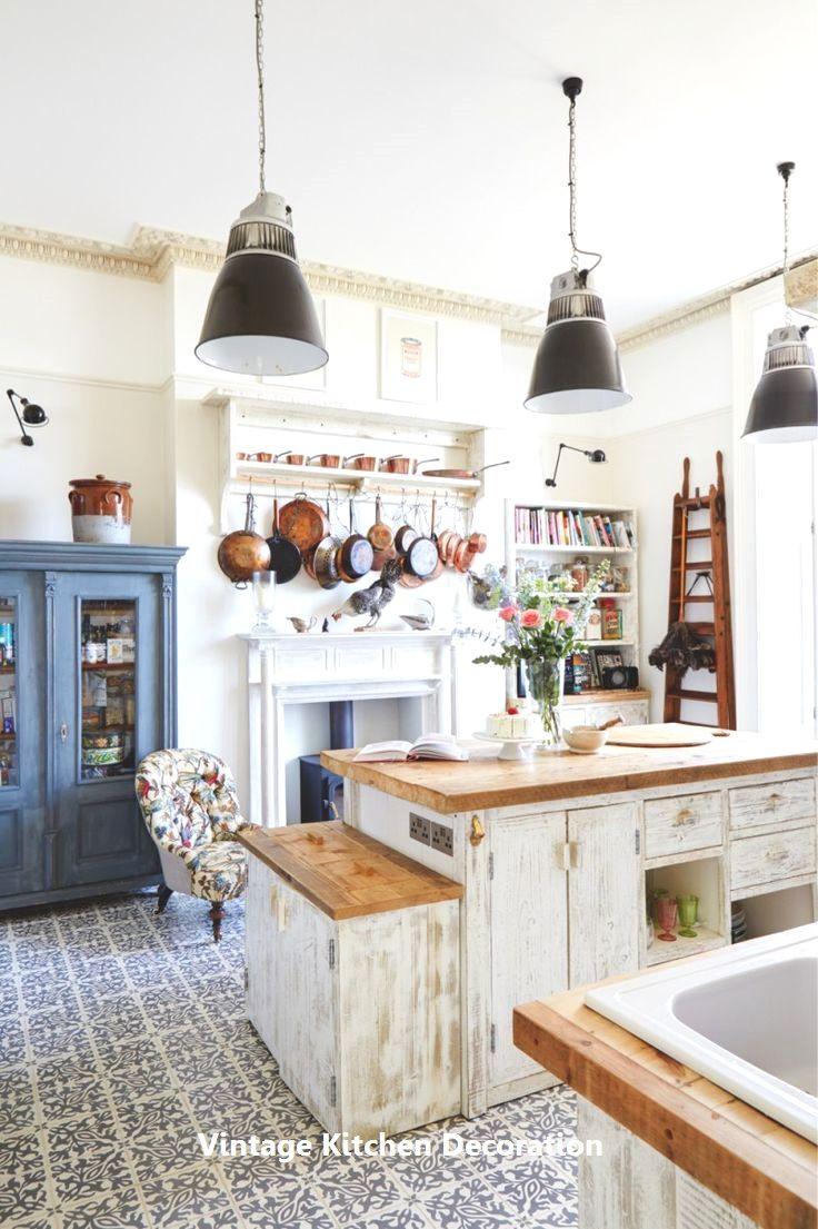 Vintage Kitchen Decoration vintagekitchendecor