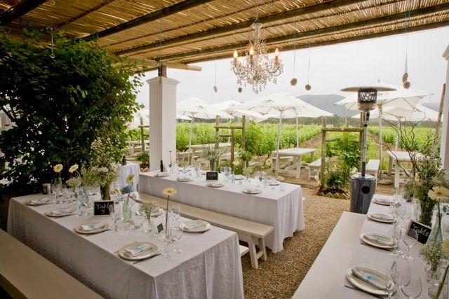 Wedding at Bramon Wine Estate