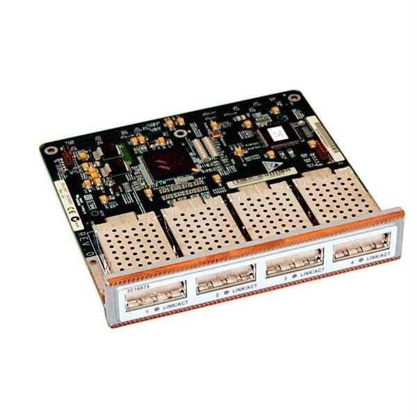 3com Switch 7700 4 Port 1000base-x Modul