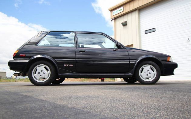 BF AUCTION: 1987 Toyota FX16 GT-S