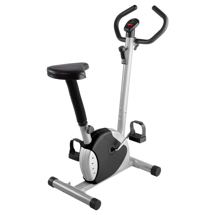 AW Exercise Bike Fintess Cycling Machine Home Personal Gym Cardio Aerobic Equipment Black. It's very suitable for people exercise at home when you watch TV or listen music. It's great for Leisure Exercise. Moderate resistance, play effect of exercise, but not very hard. Multi resistance adjustment; Seat vertical adjustable system. Computer for scan, time, speed, distance, calories.