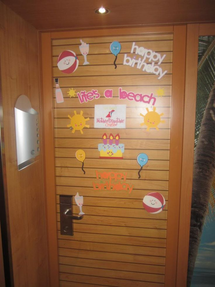 "Share Your ""Door Decorations"" Pics :)"