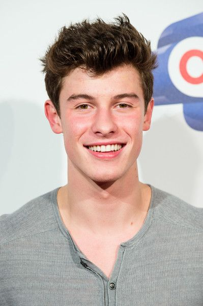 Shawn Mendes attends Capital's Jingle Bell Ball in London.