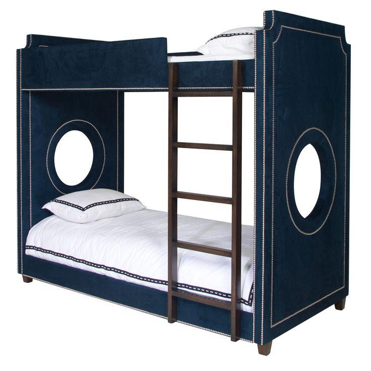 AFK Furniture - Gramercy Porthole Bunkbed (329-04-01), $5,795.00 (http://www.afkfurniture.com/gramercy-porthole-bunkbed-329-04-01/)