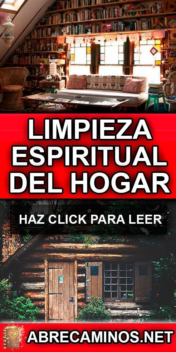Limpieza Espiritual Del Hogar Muy Efectivo Con Imagenes